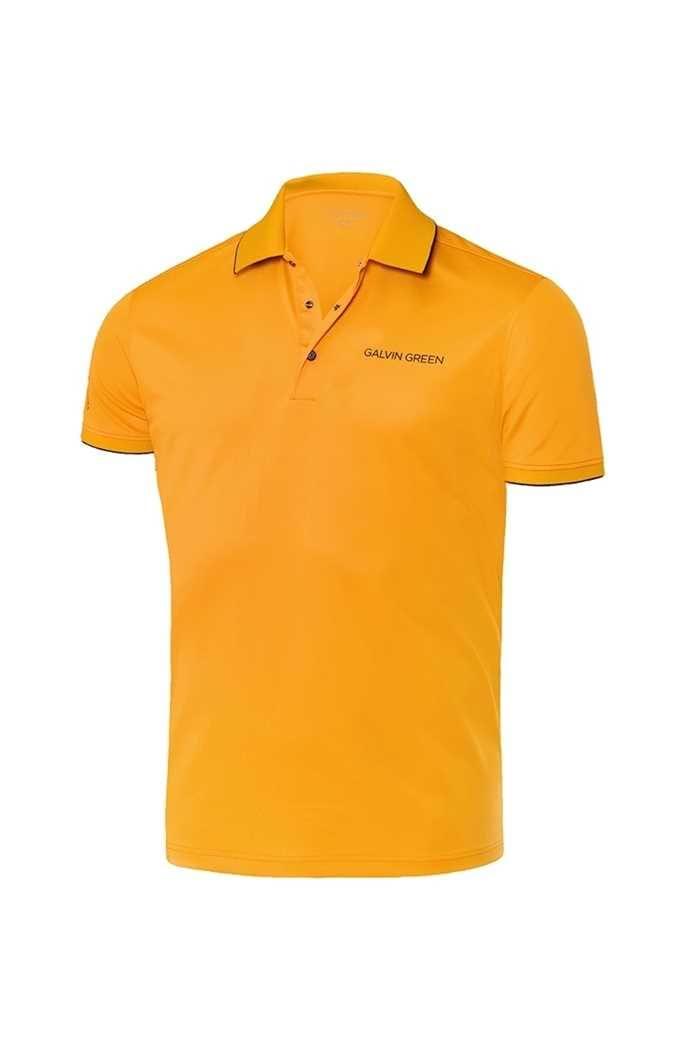 Picture of Galvin Green zns  Marty Tour V8+ Golf Shirt - Orange / Black