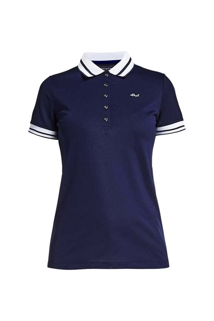 Picture of Rohnisch zns Pim Polo Shirt - Indigo Night