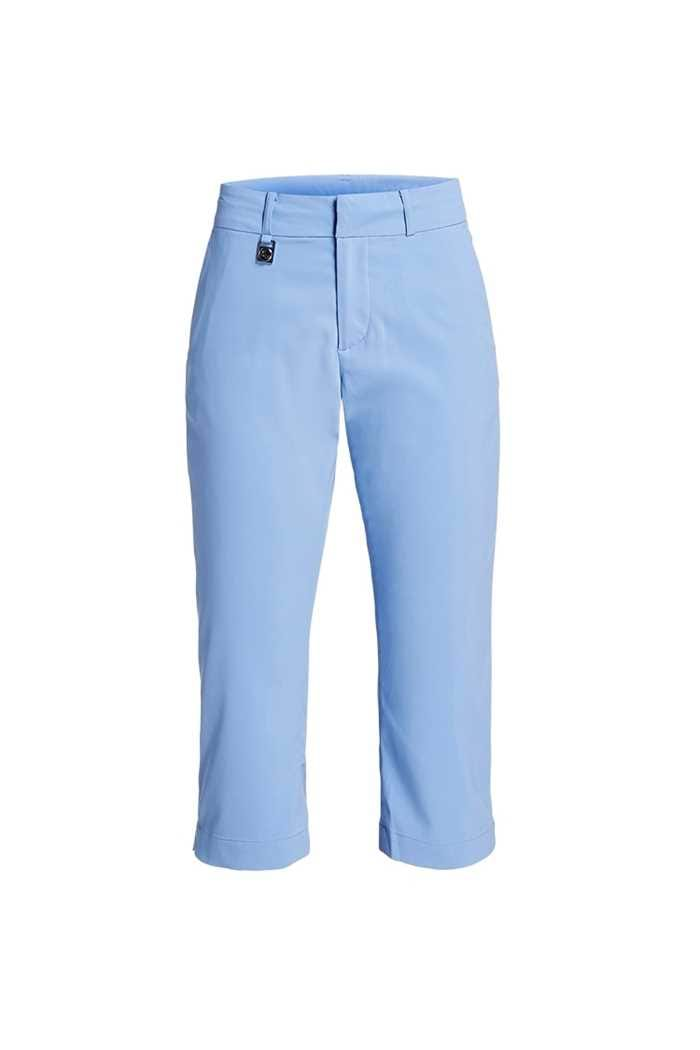 Picture of Rohnisch zns Comfort Stretch Capri - Blue Shell