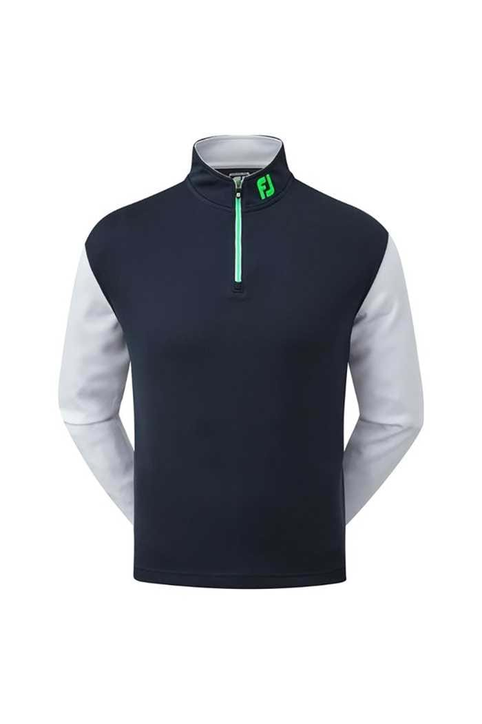 Picture of Footjoy ZNS Double Layer Contrast Chill-Out - Navy / Green
