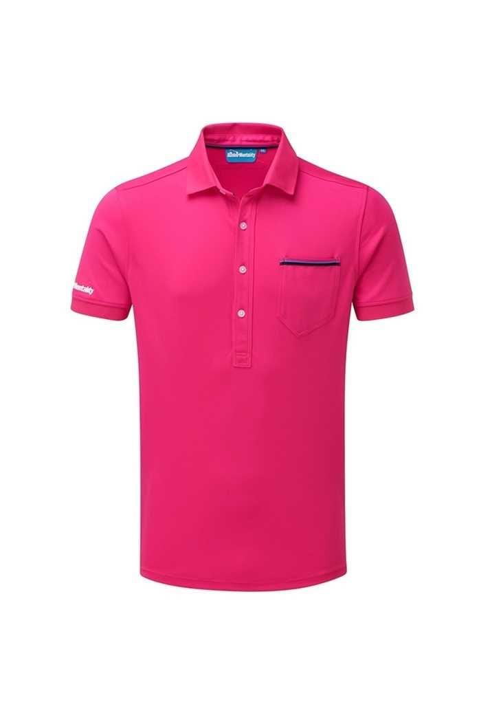 Picture of Bunker Mentality ZNS CMax Jack Polo Shirt - Pink