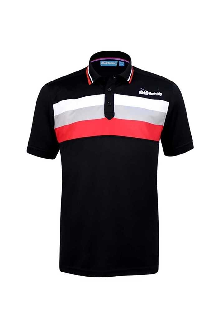 Picture of Bunker Mentality  zns CMax Triple Tech Polo Shirt - Black