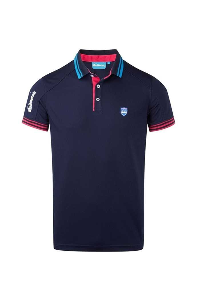 Picture of Bunker Mentality zns CMax Events Polo Shirt - Navy