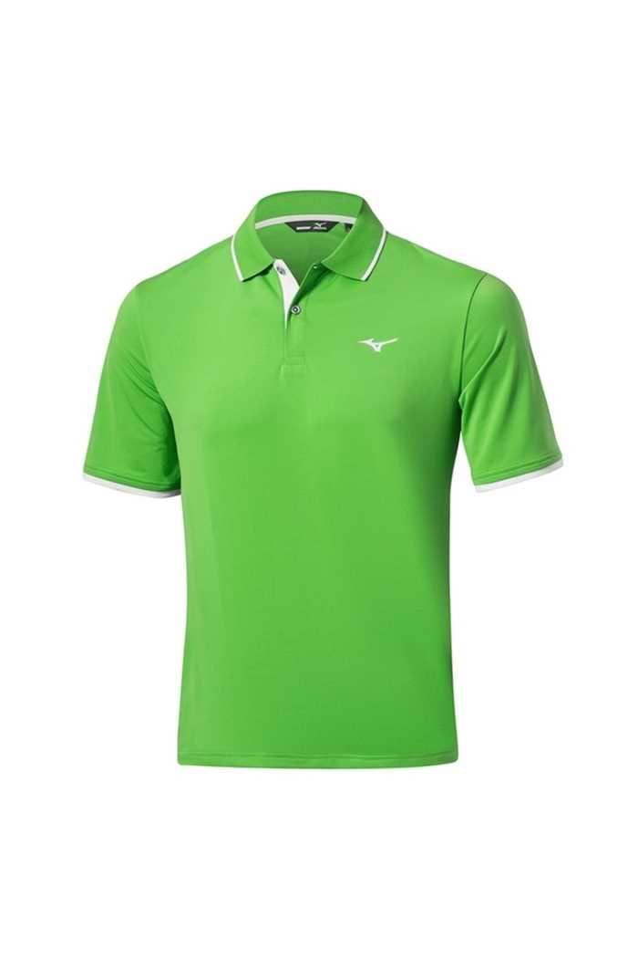 Picture of Mizuno zns Stretch Polo Shirt - Poison Green