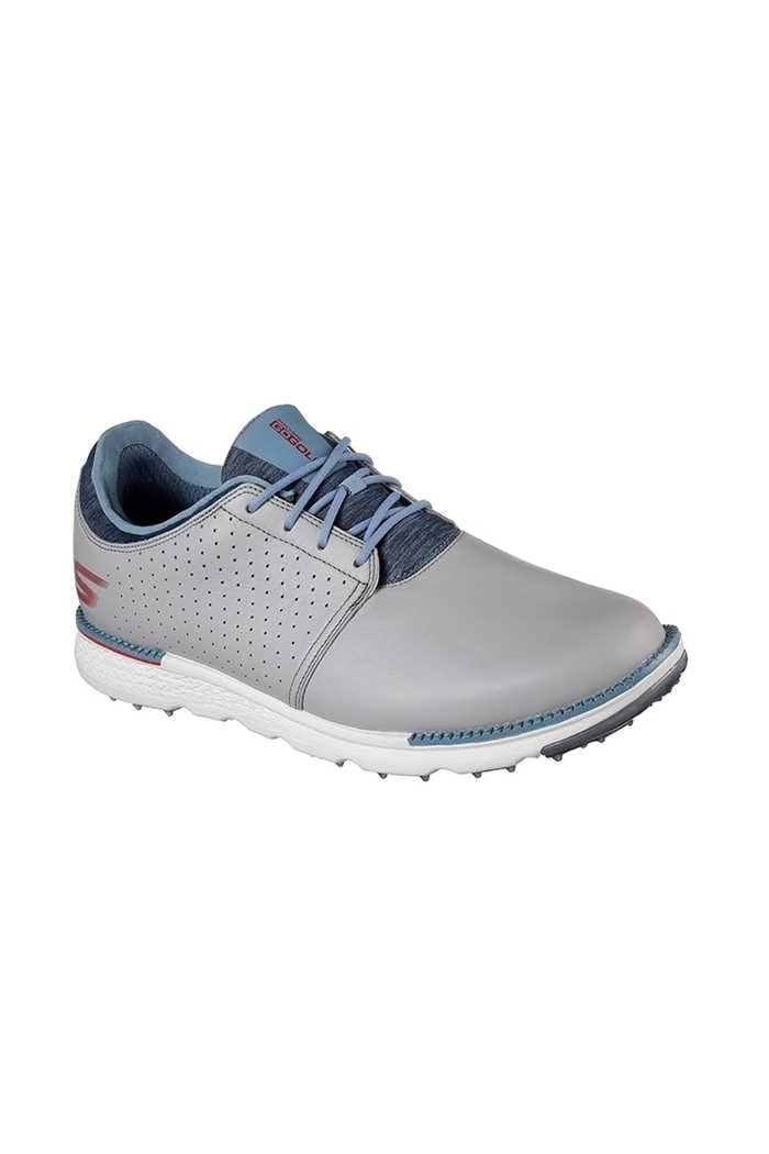Picture of Skechers ZNS Go Golf Elite 3 Approach Golf Shoes - Light Grey - Wide Fit