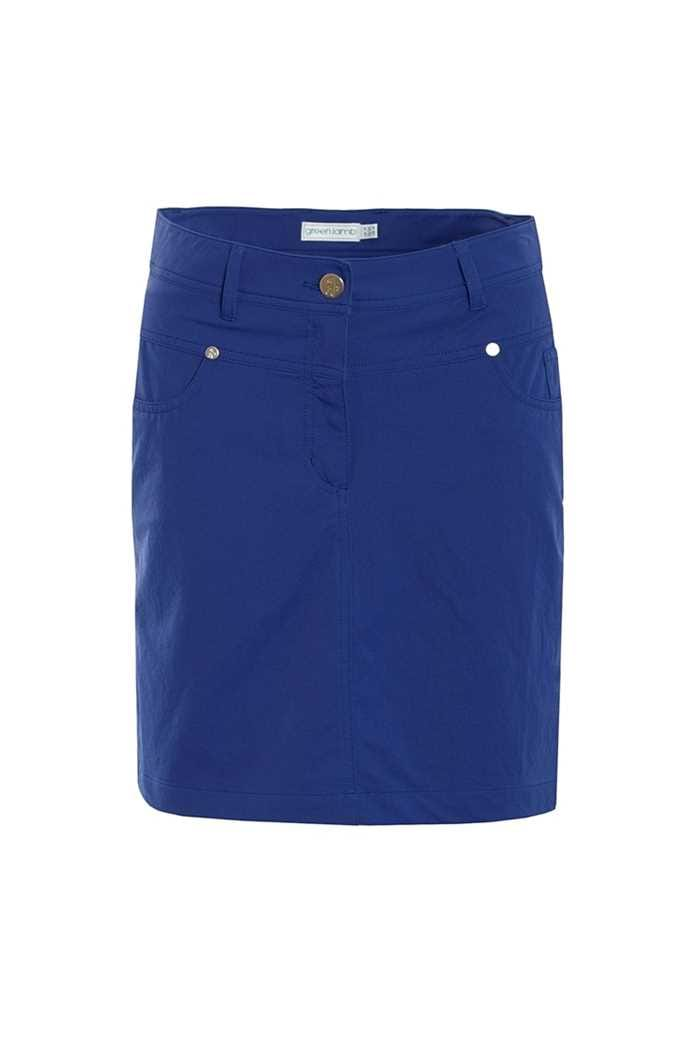 Picture of Green Lamb zns Tatum Skort - Ocean