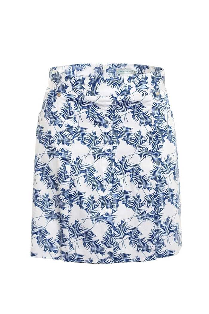 Picture of Green Lamb ZNS Trady Skort - Ocean