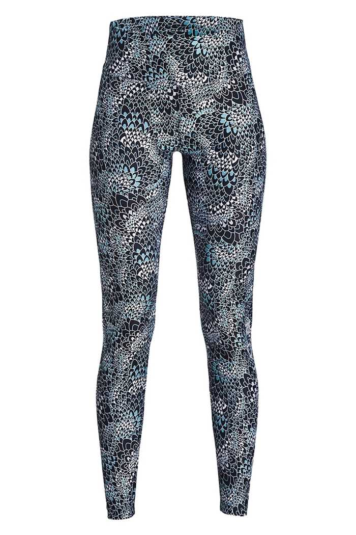 Picture of Rohnisch Flattering AOP Tights - Ivy Moody Moss