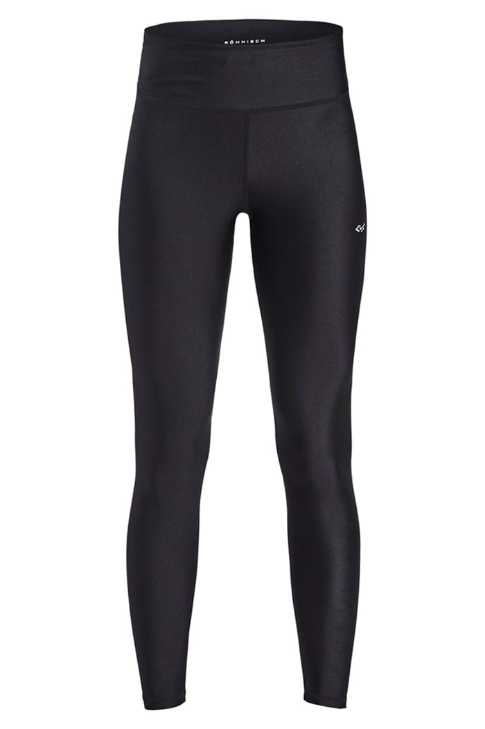 31a29a031ee60 Rohnisch Ladies Liza Shiny Tights - Black - Rohnisch - Eureka Golf