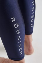 Picture of Rohnish Liza Shiny Tights - Indigo Night