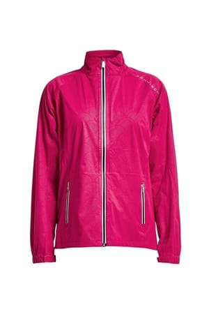 Picture of Rohnisch Rain Jacket - Hibiscus Hazy Arc
