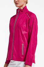 Picture of Rohnisch Rain Jacket - Hibiscus Hazy Arc