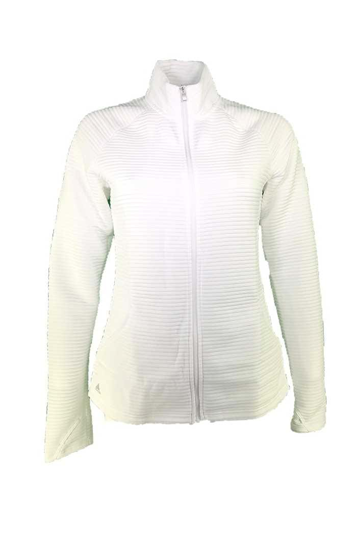 Picture of adidas Essential 3 Stripe La zns yering Jacket - White
