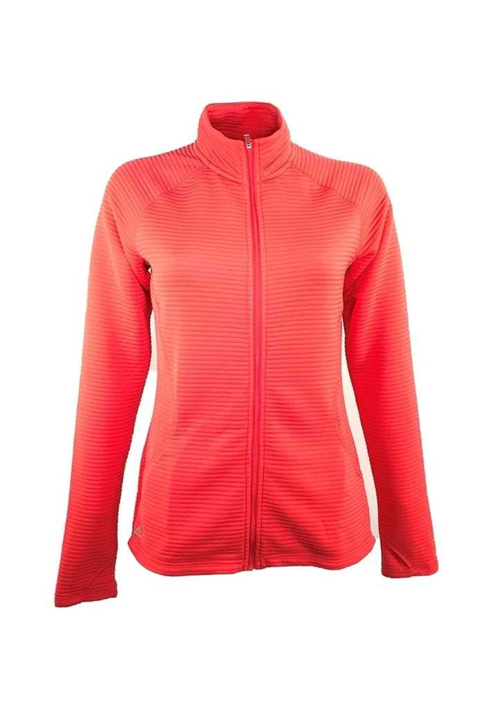 Picture of adidas zns Essential 3 Stripe Layering Jacket - Real Coral