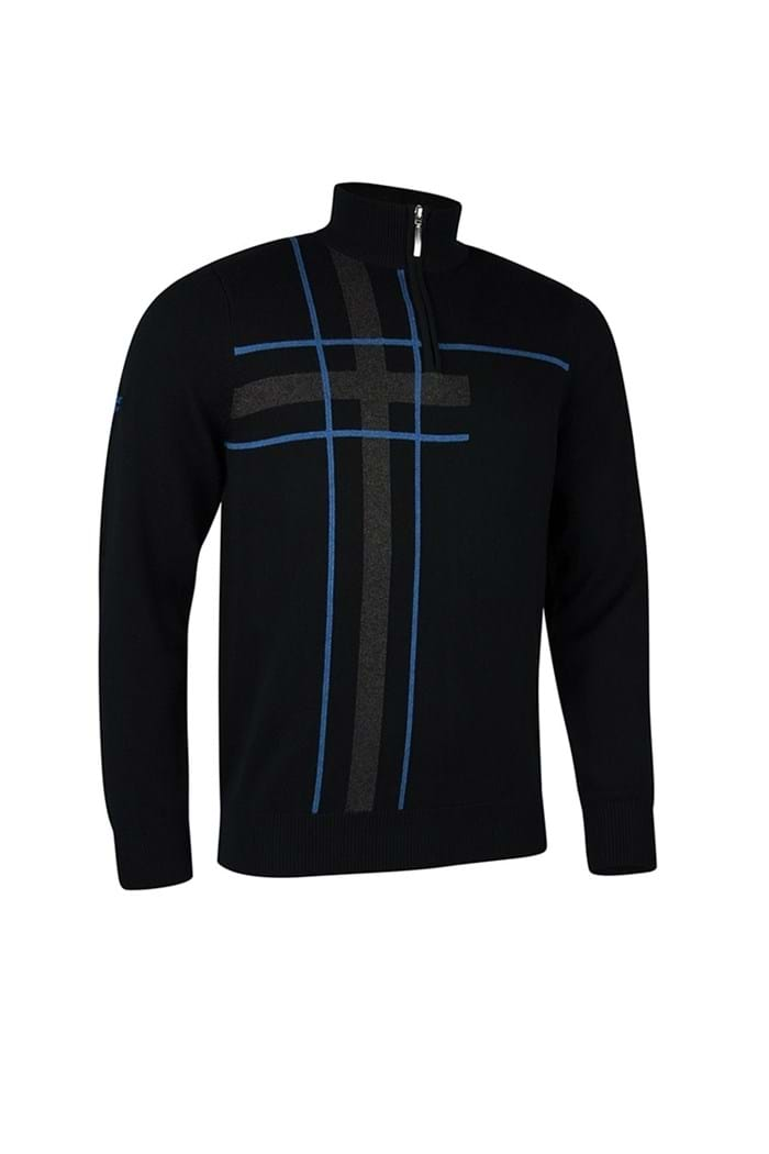 Picture of Glenmuir Cupar Sweater - Black