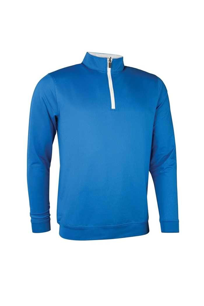 Picture of Glenmuir Wick Performance Midlayer - Tahiti / White