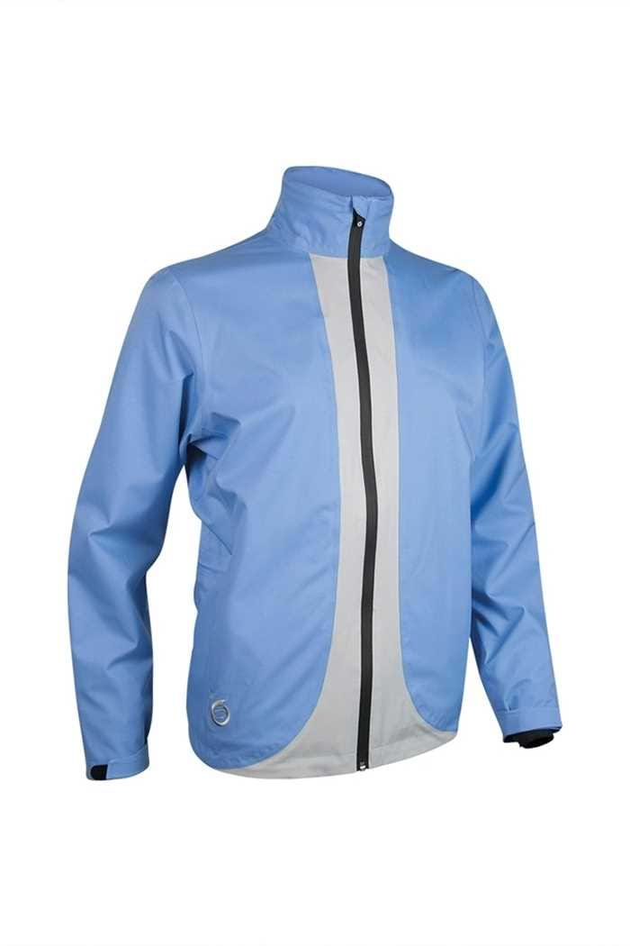Picture of Sunderland of Scotland Montana Waterproof Jacket -  Ice Blue / Silver