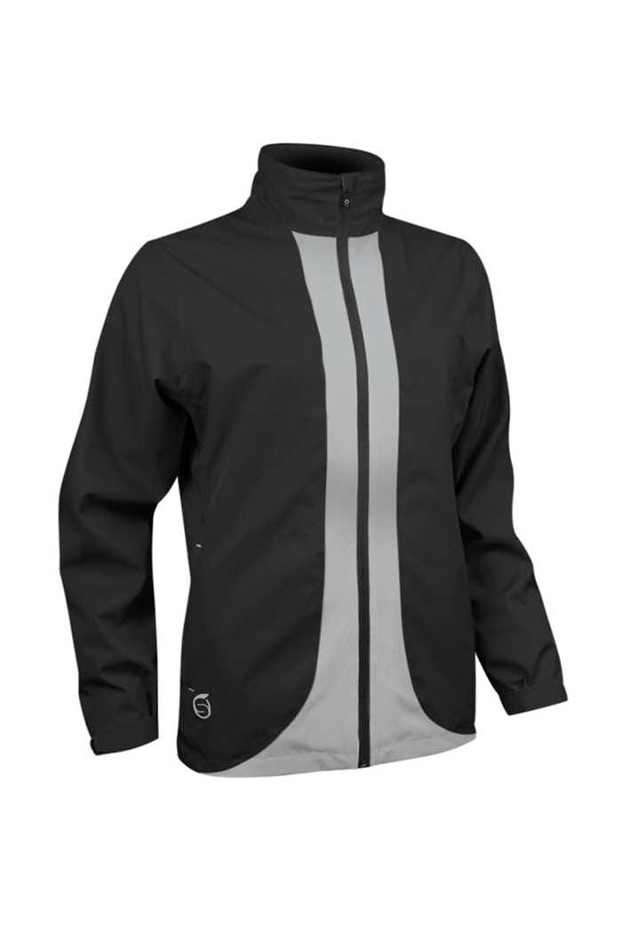 Picture of Sunderland of Scotland Montana Waterproof Jacket - Black / Silver