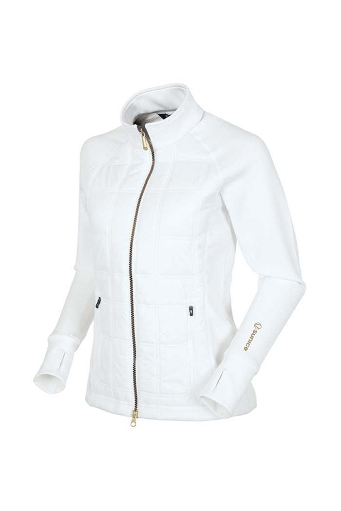 Picture of Sunice zns Ella Thermal Jacket - Pure White