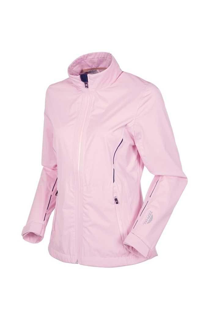 Picture of Sunice ZNS Onassis Zephal Waterproof Jacket - Orchid Pink Emboss