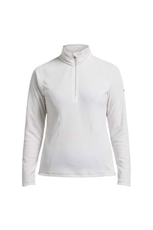 Picture of Rohnisch Micro Fleece 1/2 Zip - Off White
