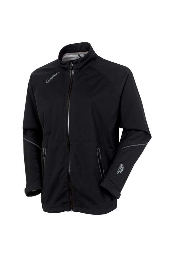 Picture of Sunice ZNS Jay Zephal Waterproof Jacket - Black / Black