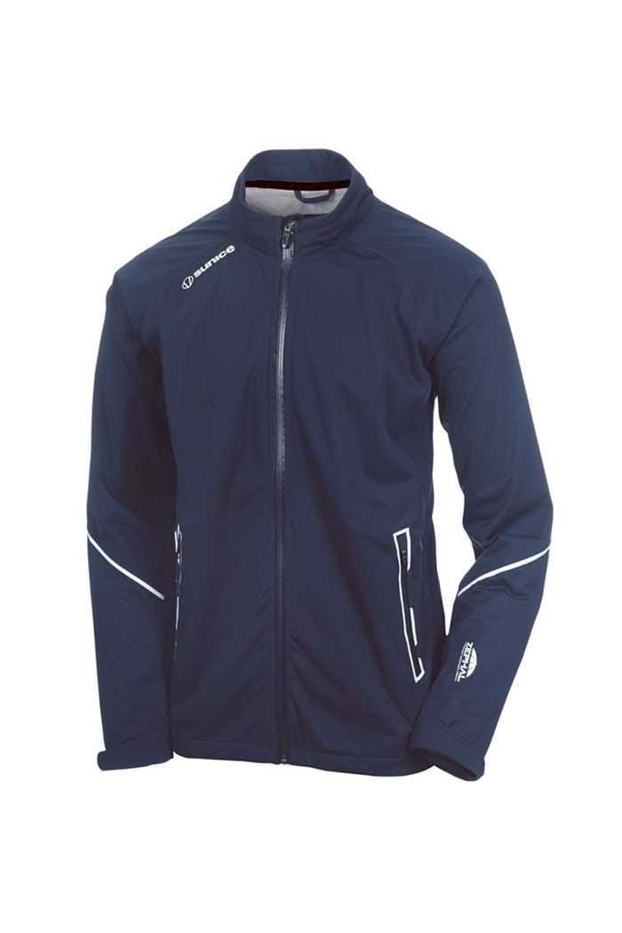 Picture of Sunice  zns Jay Zephal Waterproof Jacket - Midnight / White