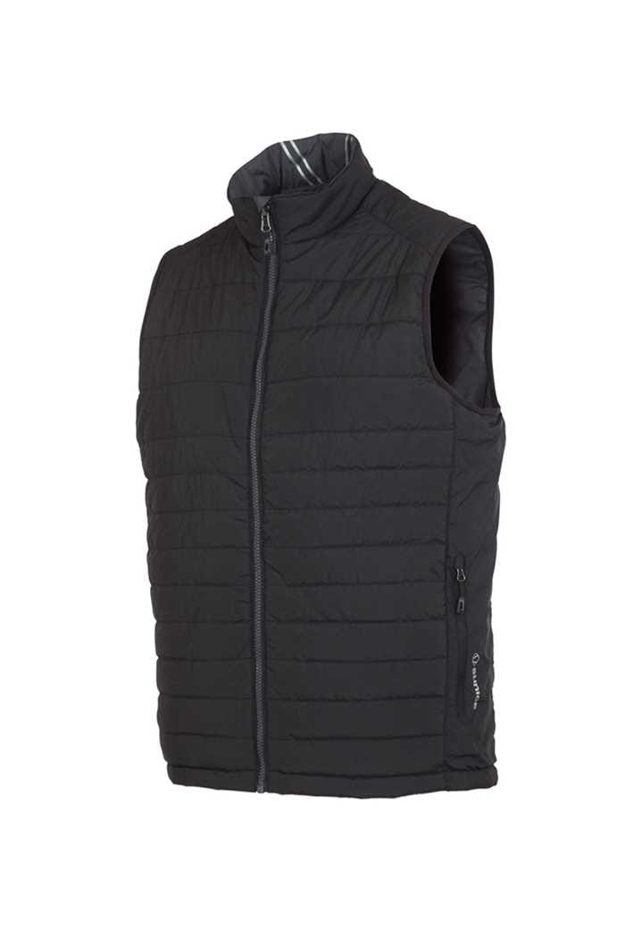 Picture of Sunice ZNS Michael Reversible Vest / Gilet - Black / Charcoal