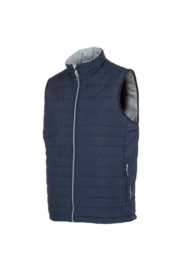 Picture of Sunice zns Michael Reversible Vest / Gilet - Midnight / Magnesium