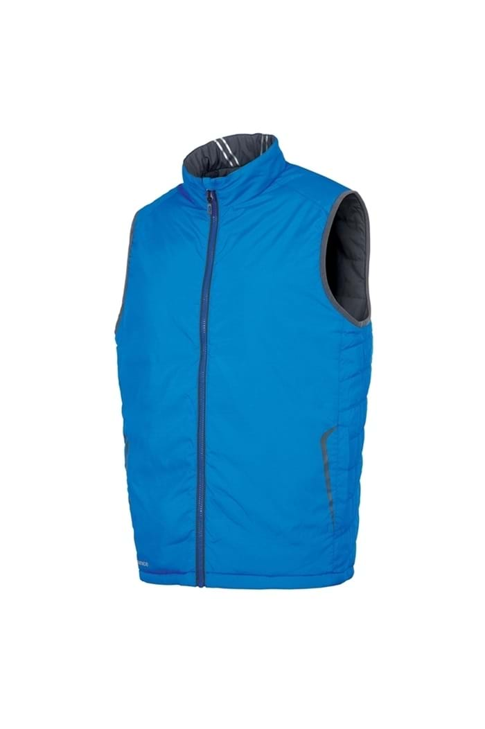Sunice Men S Michael Reversible Vest Gilet Blue Stone