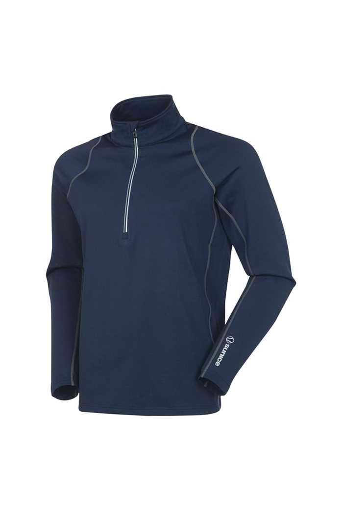 Picture of Sunice ZNS Tobey 1/2 Zip Pullover - Blue 3185