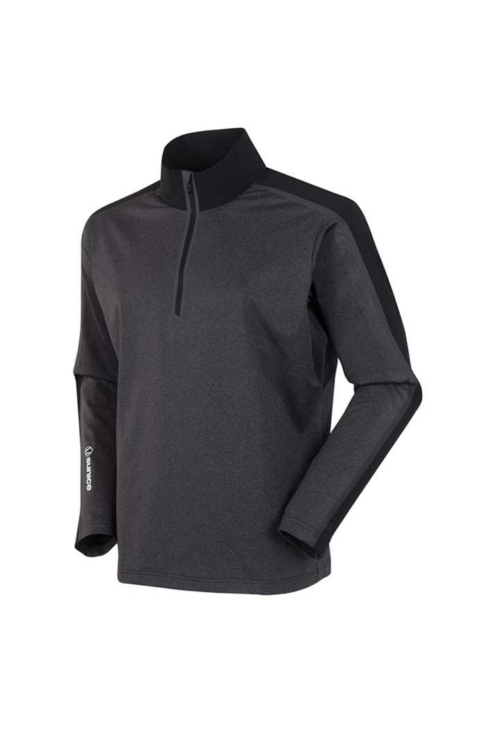 Picture of Sunice ZNS Jupiter Pullover - Black Melange