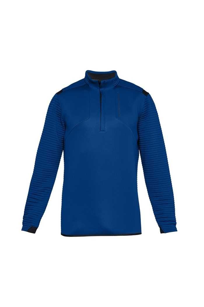 Picture of Under Armour ZNS UA Storm Versa Daytona 1/2 Zip Sweater - Blue 400