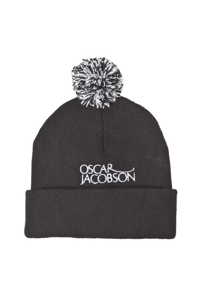 Picture of Oscar Jacobson ZNS Knitted Hat II - Black