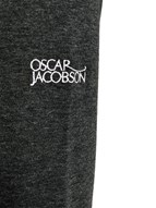 Picture of Oscar Jacobson ZNS Hawkes 1/2 Zip Pullover - Dark Grey 110