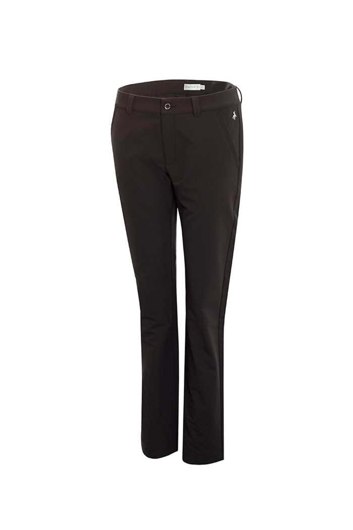Picture of Green Lamb Supreme Tech Trousers - Black
