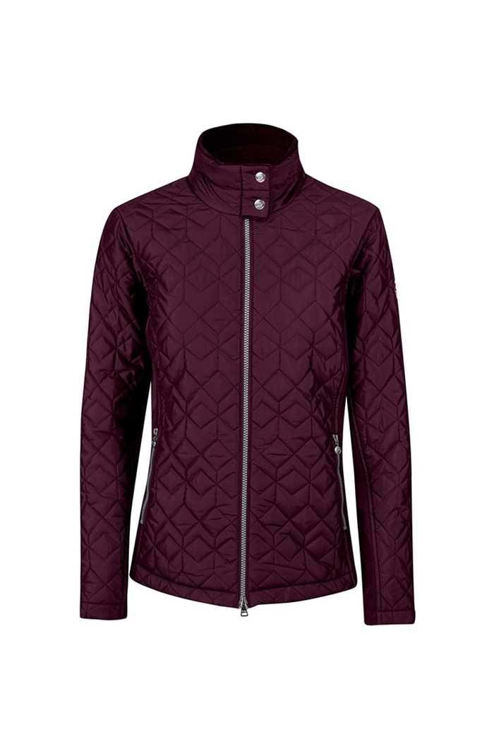Picture of Daily Sports zns  Milla Wind Jacket - Wine 899