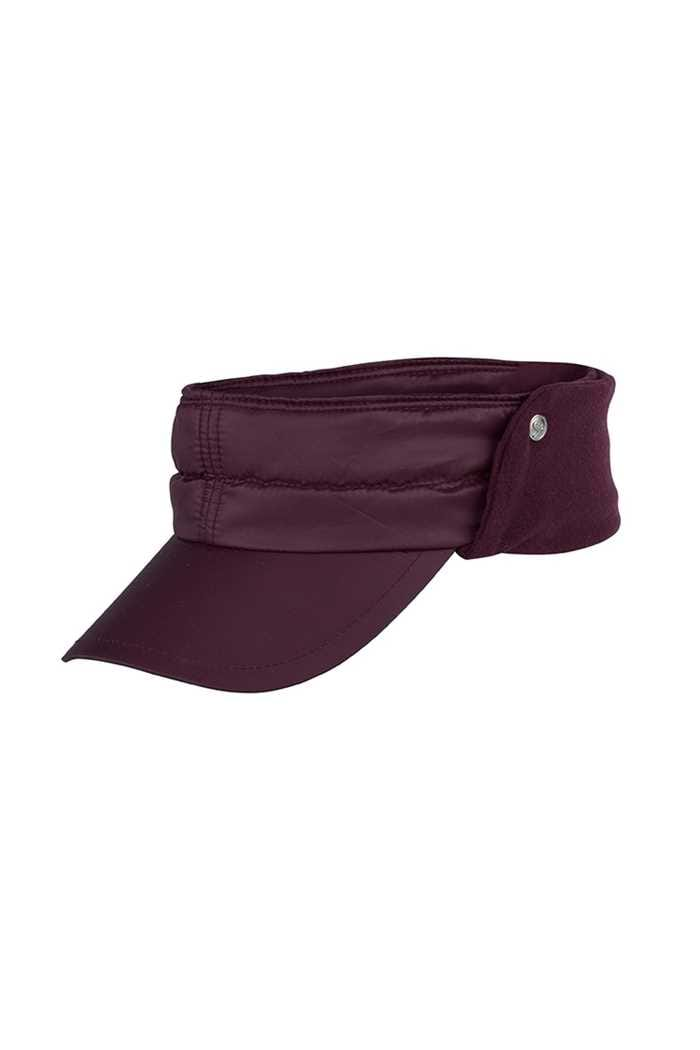 Picture of Daily Sports zns  Aurora Wind Visor - Burgundy 899