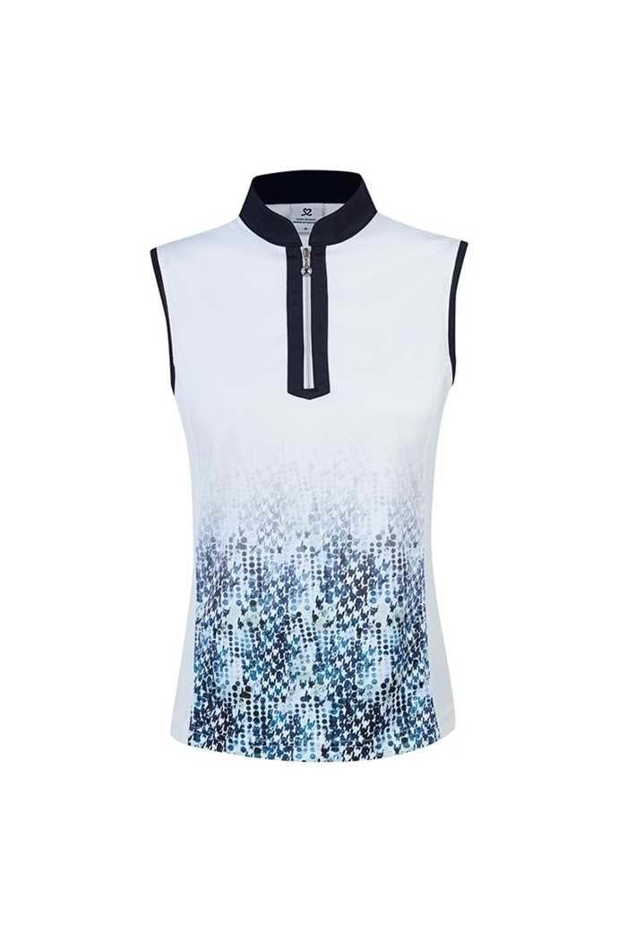 Picture of Daily Sports zns Dilara Sleeveless Polo Shirt - White 100
