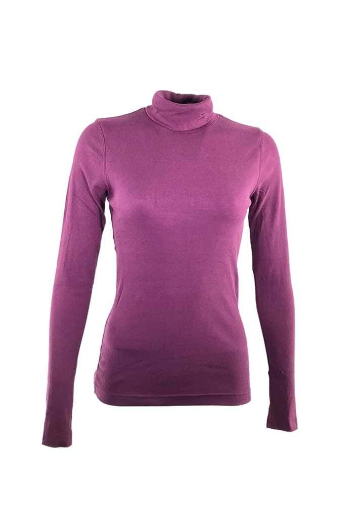 Picture of Daily Sports Maggie Long Sleeve Rollneck - Wine 899