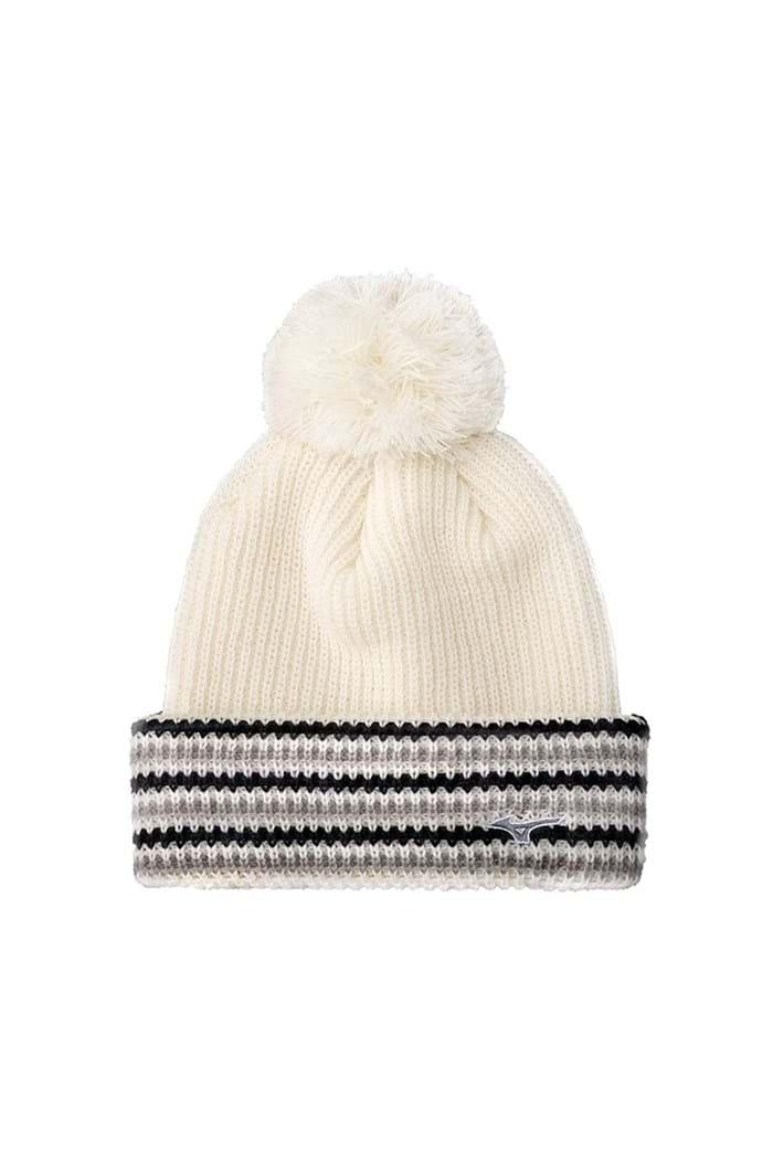 Picture of Mizuno Breath Thermo Bobble Hat - White