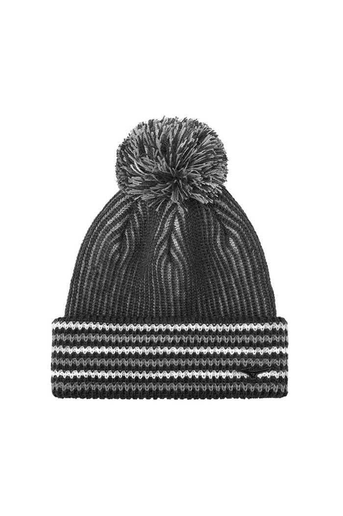 Picture of Mizuno ZNS Breath Thermo Bobble Hat - Grey