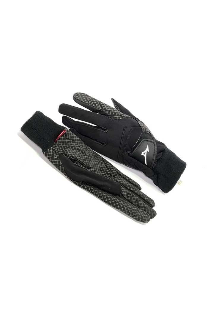 Picture of Mizuno zns Men's Thermagrip Gloves - Pair Black