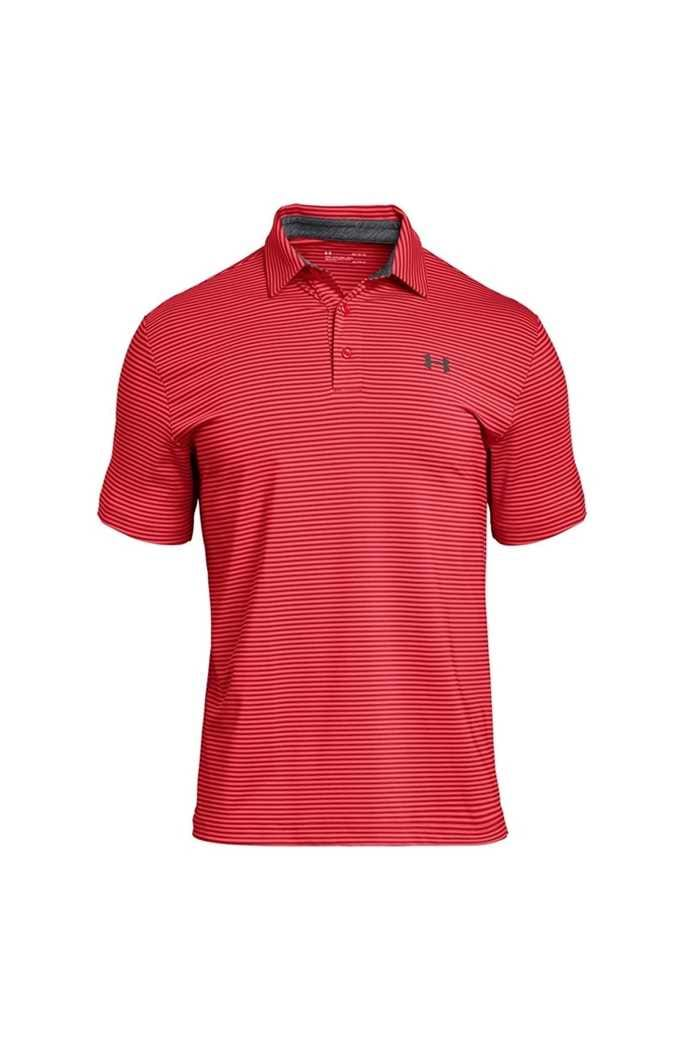 Picture of Under Armour ZNS UA Playoff Polo Shirt - Red 629