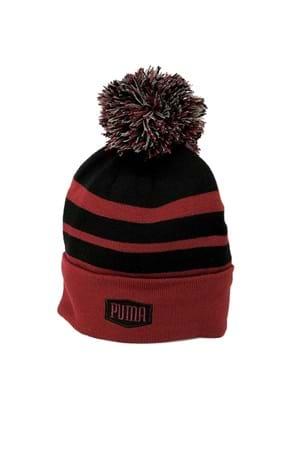 Picture of Puma Golf Pom Beanie - Pomegranate