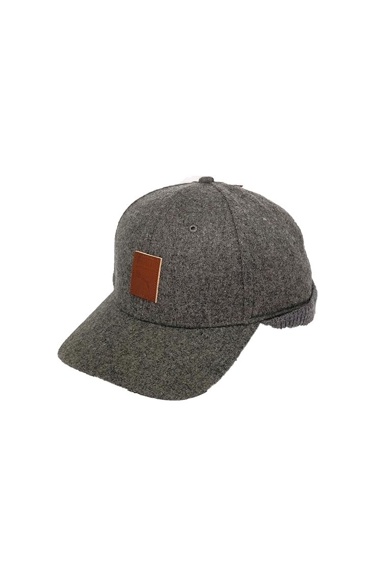355732e3 ... discount code for picture of puma golf hybrid flip cap grey heather  3ff98 05b47