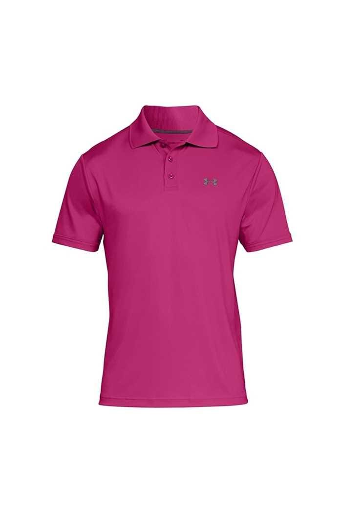 Picture of Under Armour ZNS UA Performance Polo Shirt - Pink 656