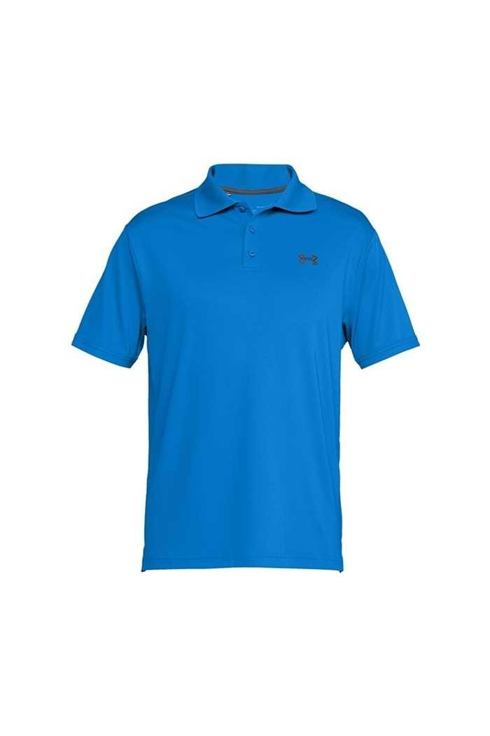 Picture of Under Armour zns UA Performance Polo Shirt - Blue 436