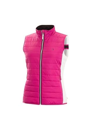 Picture of Calvin Klein CK Shell Padded Gilet - Foxglove
