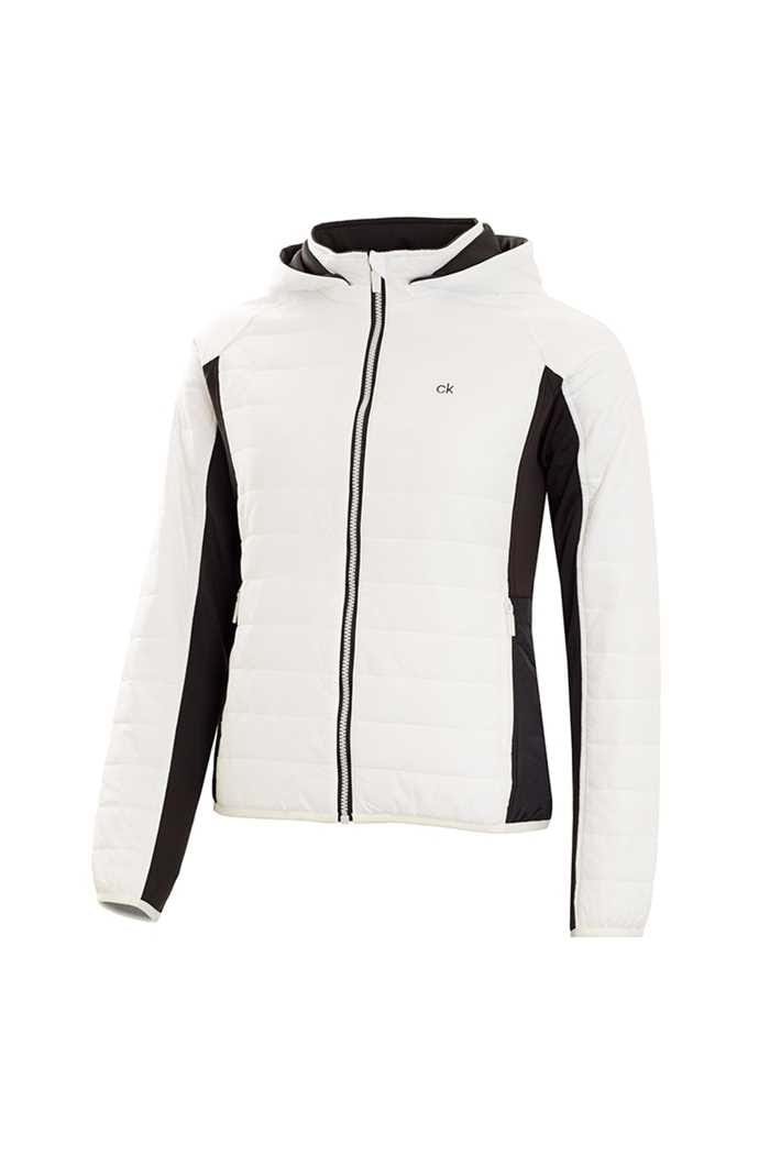 Picture of Calvin Klein ZNS CK Shell Padded Jacket - White